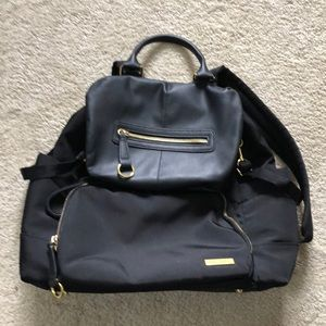 SkipHop Chelsea Backpack Diaper Bag